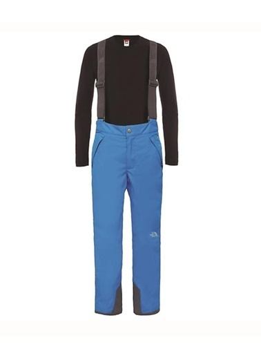The North Face - B Snowquest Suspender Pant Çocuk Pantolon (Fw17) Siyah